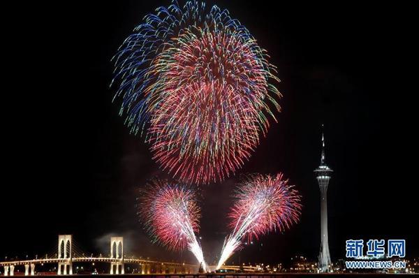 2018元旦临近 港澳台新年烟花秀有什么特色?