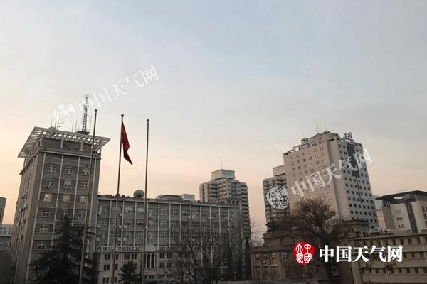 北京今起持续寒冷最低温仅有-8℃ 本周能见度佳