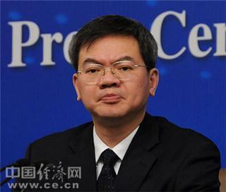 庄国泰任环保部党组成员 曾任部办公厅主任(图)