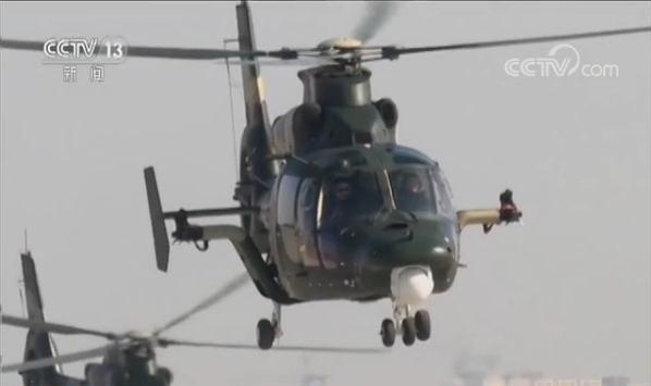 中国陆军振翅换羽 新年开训动真格