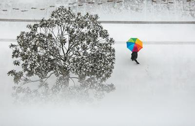 专家释疑北京初雪为何还不来 降雪需具备三个条件