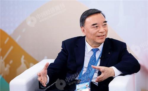 """中国建材董事长宋志平:""""国进民退""""的说法没有依据"""