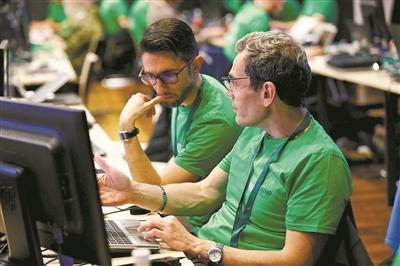 网络军事力量建设加速 网络争夺或将掀起新高潮