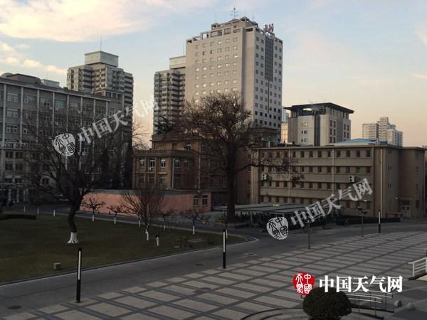 周末北京将继续回温 南部地区有中度霾