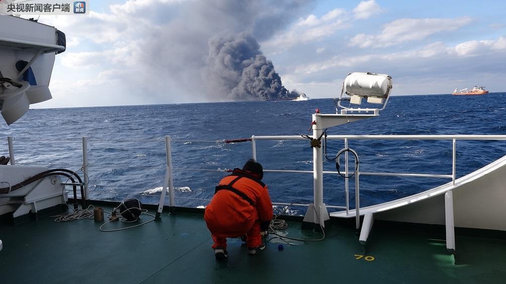 海洋局:桑吉油轮事故对海洋大气质量影响不容小觑二垒都没挂上什么意思