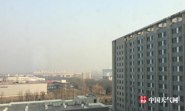 北京空气质量转优良 本周仍无明显雨雪(图)