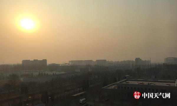 全国大部回暖华南重返20℃ 华北黄淮等地霾持续