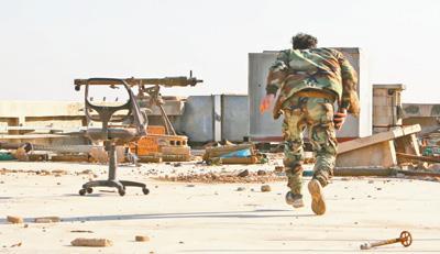 建立安全部队 美国试图在叙利亚保持长期军事存在