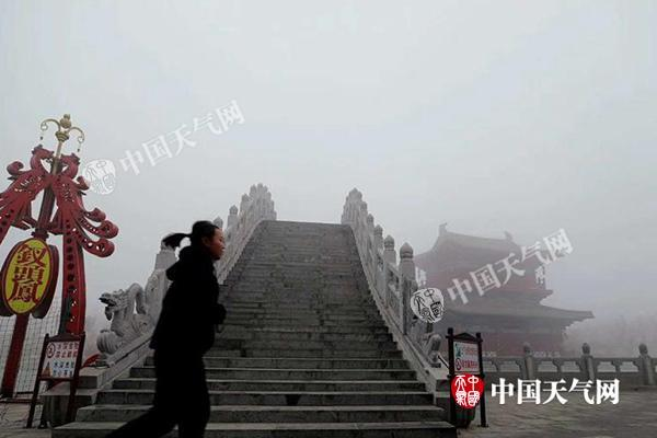 苏皖等地雾和霾明起渐弱 周末南方雨蒙蒙