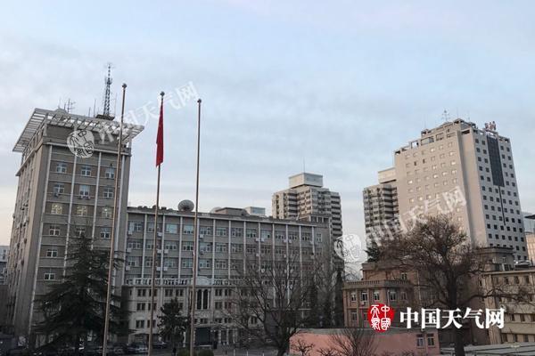 大寒至北京周末累计降温超7℃ 明夜间部分山区有小雪