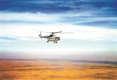 中国维和直升机分队练兵备战 联合国直升机曾遭枪击