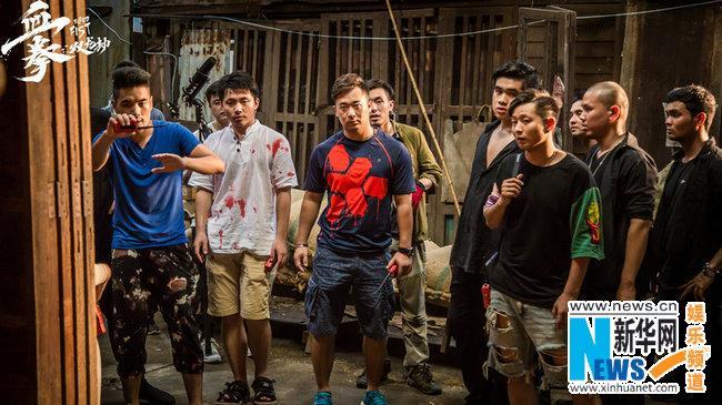 《血拳》制作特辑曝光 职业泰拳高手参与拍摄