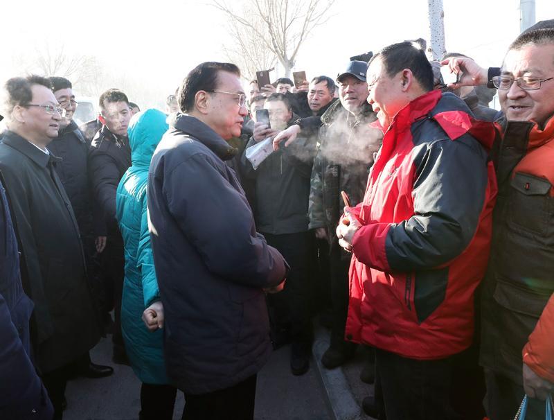 """最低零下21度,总理给这里的贫困户送来什么""""年货""""?口罩帮"""