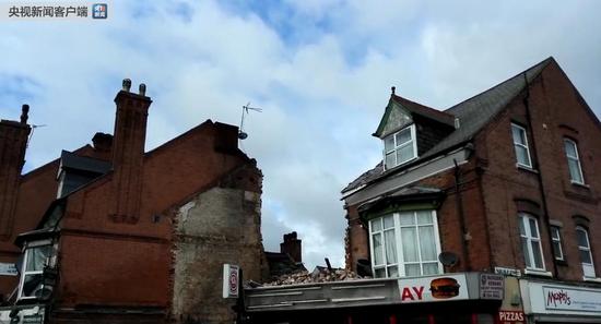 金沙网上娱乐送27:英国莱斯特发生爆炸致5死5伤_警方表示与恐袭无关