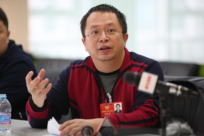 北京赛车精准计划:周鸿�t履新全国政协委员_为网络安全把脉支招