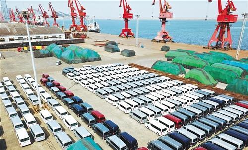 2月份外贸出口同比超预期增长36.2% 民企占比提升