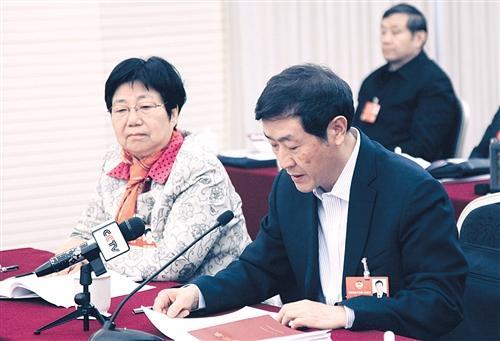 北京赛车能不能玩:来自企业的代表委员和企业界人士表示坚决拥护宪法修正案
