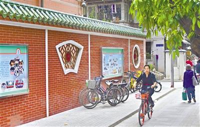广州五仙观片区再现岭南风情 挖掘历史文化资源