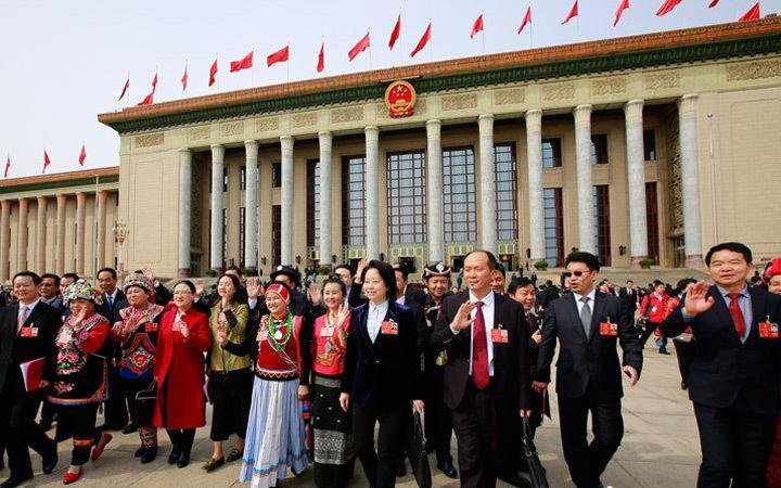 【学习时刻】政协委员谈两会:开创社会主义现代化建设新局面