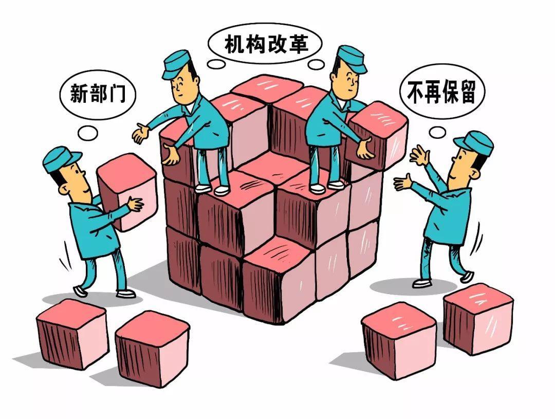 张树华:党和国家机构改革提升政治效能