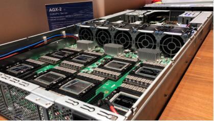 AI服务器升级配置最新NVIDIAGPU容量翻倍