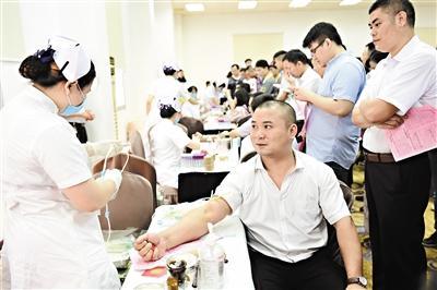广州互助献血已全面取消 多种措施保障成分血供应