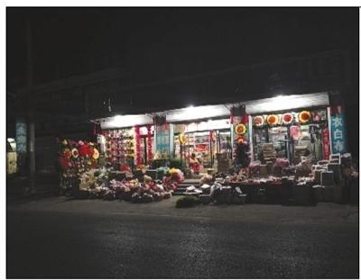 """寿衣店的营业员_暴利殡葬下的""""寿衣之都"""":顶级骨灰盒仅两三千元-中新网"""