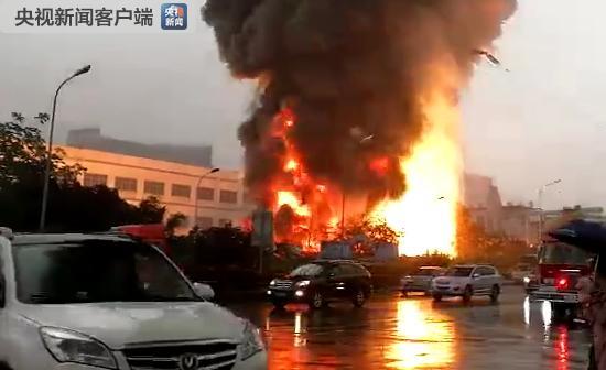 重庆一物流加工公司清晨爆炸起火 暂无人员伤亡qq超市进不去怎么办
