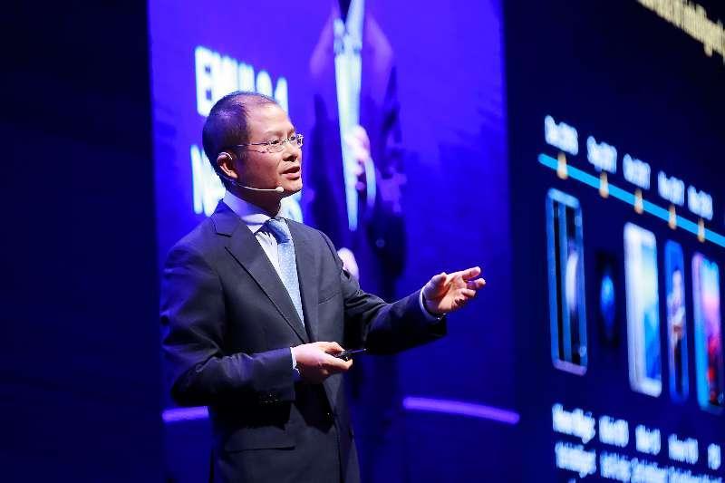 华为轮值董事长徐直军回应外界关心的华为五大问题