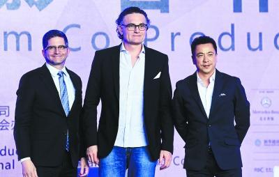中国电影市场崛起 动画片可做中外合拍片突破口
