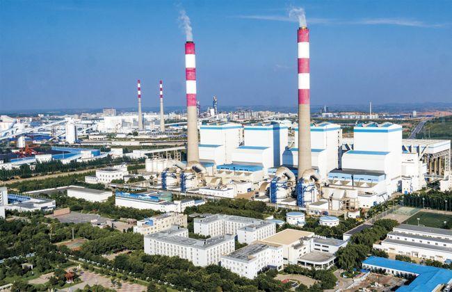 国华锦界煤电一体化项目