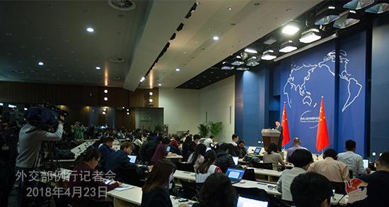 信誉好的时时彩平台:外交部回应中国游客在朝鲜发生重大交通事故