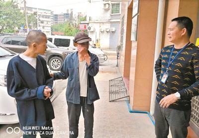 广东民政厅帮767名流浪者回家 人脸识别助兄弟重逢蚕宝宝的资料