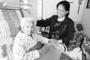 九旬老人瘫痪在床 十年享受儿媳照顾婴儿般呵护地震仪是谁发明的