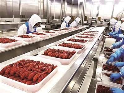 小龙虾高价入市:进货价普涨约25% 市民直呼吃不起黑拳王