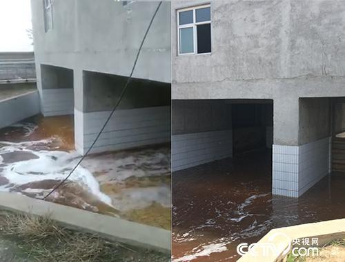 河北晋州环保设备间歇停摆污水直排河流 十人被处分孙继海经典解围