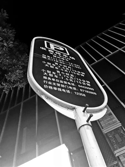 北京四大夜生活商圈乱收停车费 官方:车主可据理力争恋爱恐慌症主题曲
