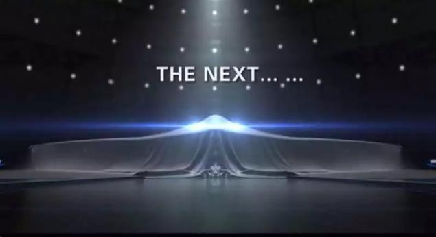 中航宣传片现神秘机型 中国版B⑵轰炸机来了?(图)