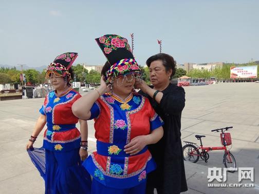 震后组建一支舞蹈队:跳出殇城 舞入新生活舌尖上的中国廖排骨