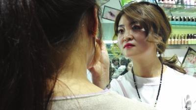 金沙娱乐正规网址:80后女化妆师的酸甜苦辣:刚创业时月薪400元