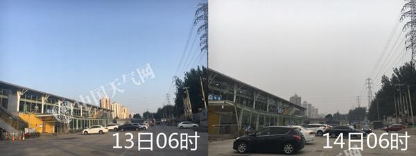 北京今日最高温将达34℃ 创今年来气温新高