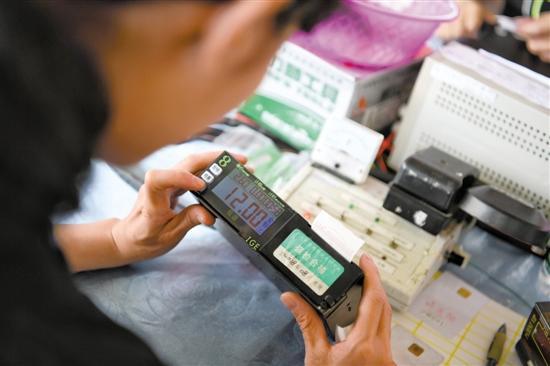 广州的士从15日开始调价 调表厂家周末不休息