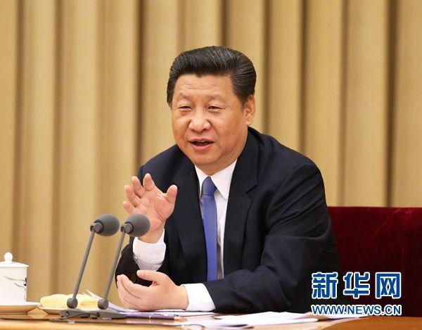 2019-07-21至20日,中央统战工作会议在北京举行。中共中央总书记、国家主席、中央军委主席习近平在会上发表重要讲话。新华社记者 马占成 摄