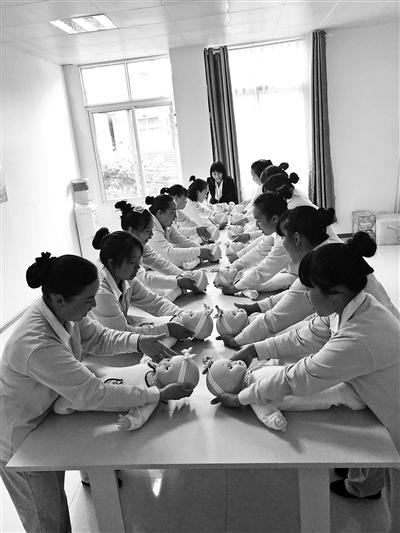 北京家政市场处于供不应求态势 公司着眼与贫困地区对接