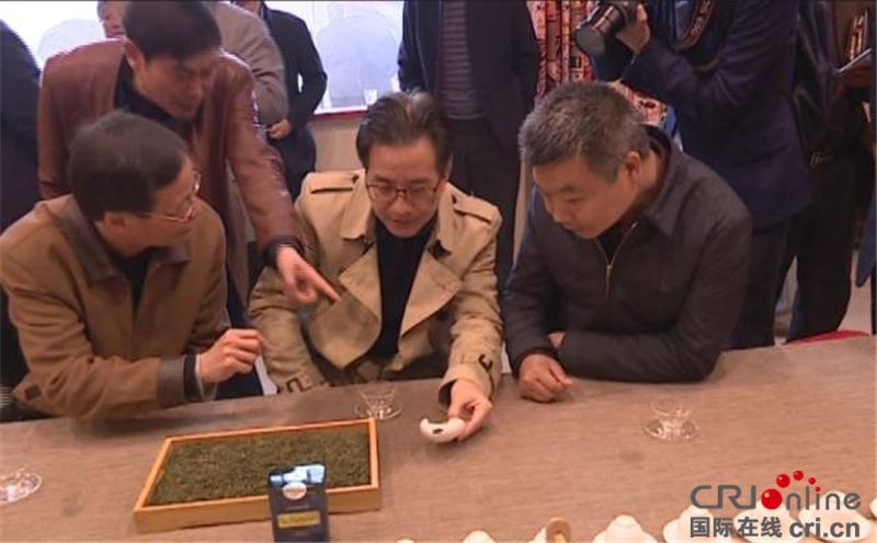 """(乐游美食列表)恩施""""巴东郡贡茶""""亮相第二届中国国际茶博会"""