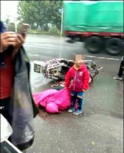 """""""车祸现场可怜孩子找家属""""视频热传 多地辟谣"""
