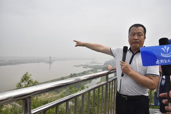 引长江碧波横穿黄河基底 集华夏智慧共铸大国重器