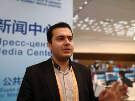 外媒记者点赞习近平主席上合峰会讲话:内涵丰富鼓舞人心