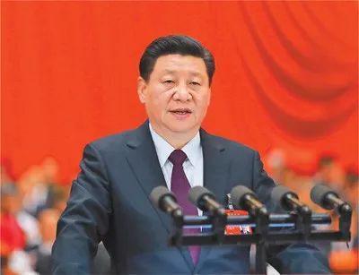 2017年10月18日,中国共产党第十九次全国代表大会在北京人民大会堂开幕。习近平代表第十八届中央委员会向大会作报告。