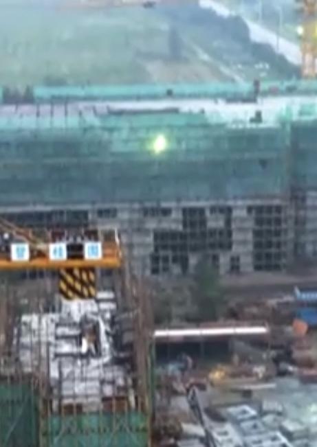 上海奉贤一工地发生模架坍塌事故 本溪关门山门票已致1死9伤